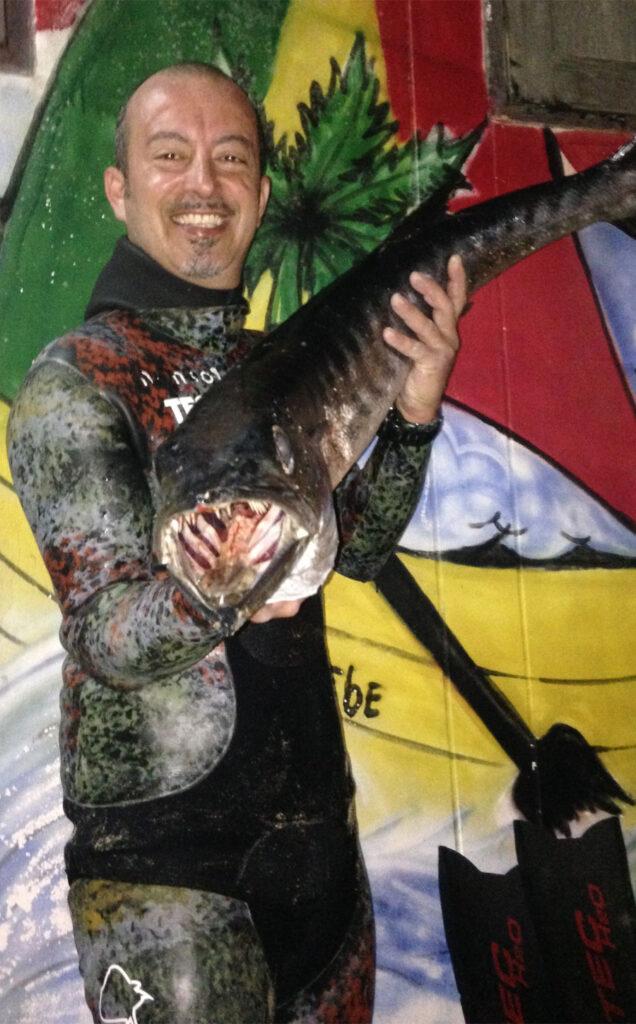 Marco Mainardi Spearfishing