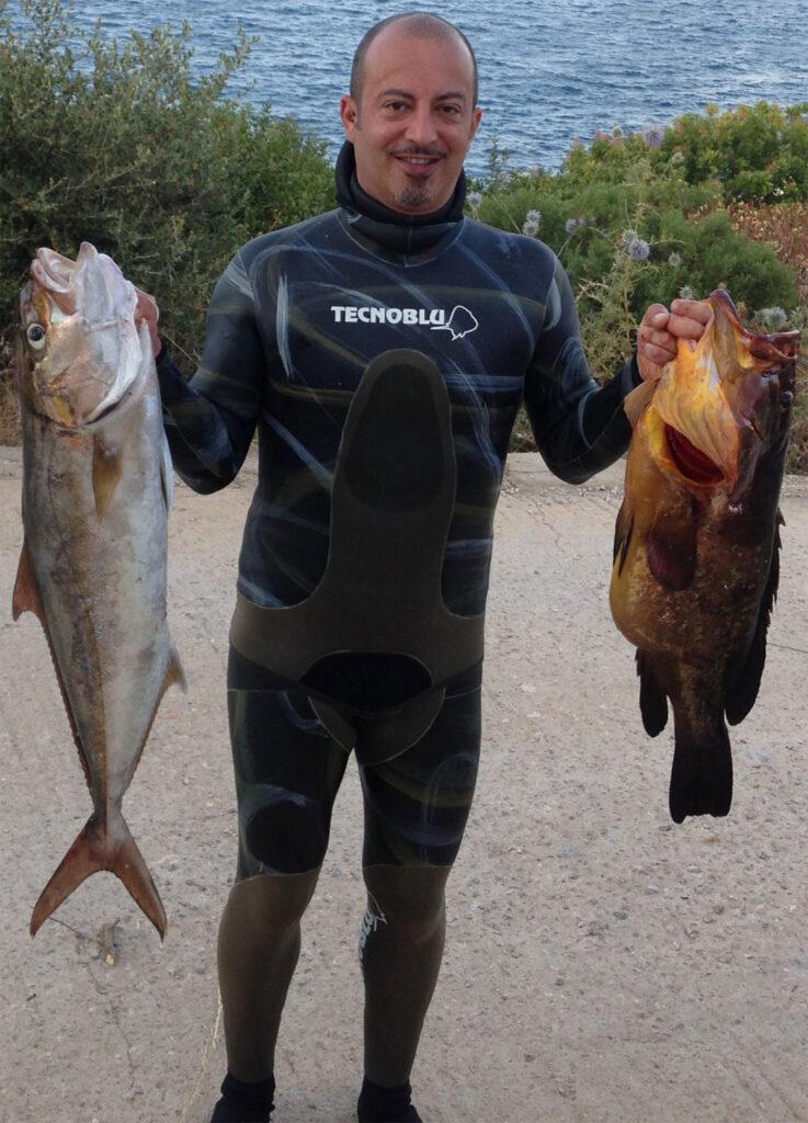 negozio Lombardia pesca in apnea