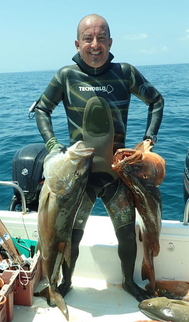 Marco Mainardi pescasub